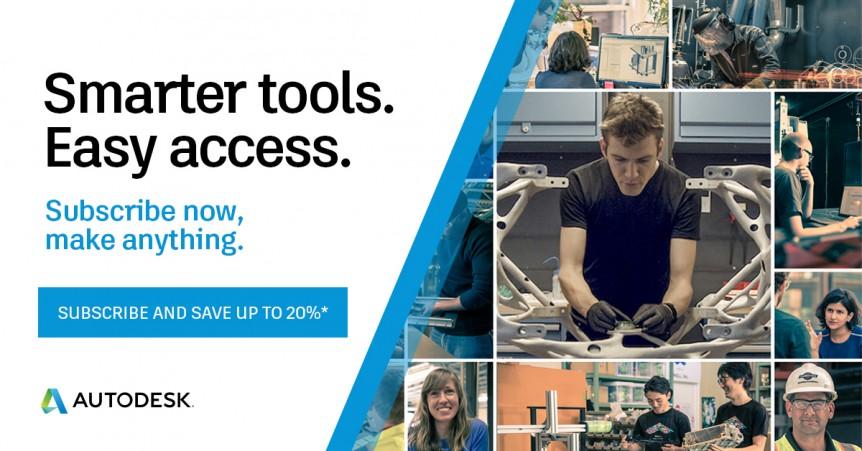 GFPFY20Q2 - Autodesk Promotion