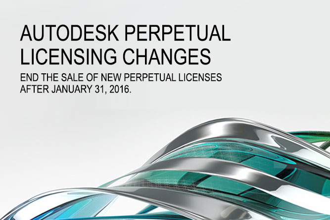 Autodesk Perpetual Licensing Changes | Header