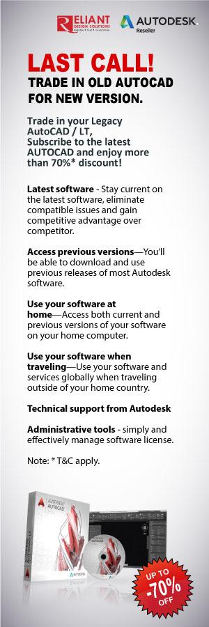 AutoCAD LT - Last Call
