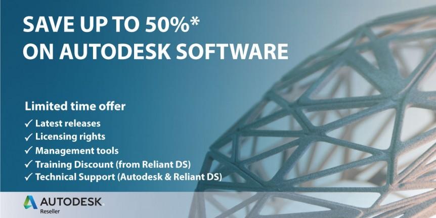 Autodesk Promotion FY17Q3